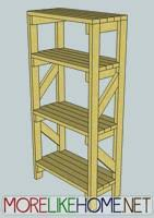 Free Storage Shelf Woodworking Plans by Basement Storage Shelves Woodworking Plans And Information At