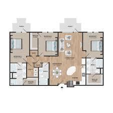 Three Bedroom Apartments San Antonio Celeste At La Cantera San Antonio Tx Apartment Finder