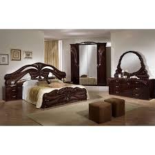 chambre à coucher italienne chambre à coucher italienne baroque panel meuble magasin de