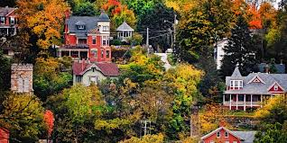 best places to visit in usa best 16 cutest towns in america beautiful best small towns cutest