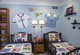 Boys Bedroom Decorating Ideas Sports Home Interior Design Ideas - Boys bedroom decorating ideas sports