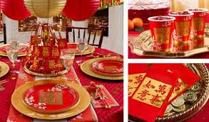 Table Centerpieces For Party by 25 Party Table Decoration Ideas For Chinese New Year Celebration