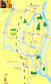 Guilin China Map gallery of reed flute cave photos of red flute cave guilin