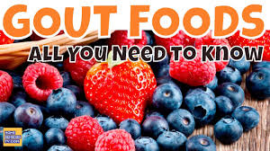gout diet 7 tips for following a low purine diet for gout all