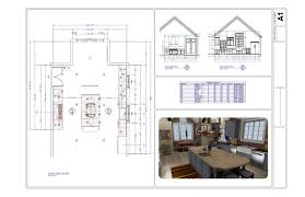 Kitchen Cabinet Drawing by Best Layout For Kitchen Cheap Kitchen Layouts And Design Kitchen