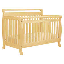 Convertible Baby Crib Plans by Amazon Com Davinci Emily 4 In 1 Convertible Crib In Natural