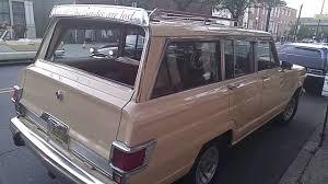 1969 jeep wagoneer 1983 amc jeep wagoneer youtube