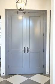 How To Paint An Interior Door by Choosing Interior Door Styles And Paint Colors Trends