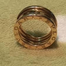 bvlgari jewelry rings images 37 off bvlgari jewelry bvlgari ring size 8 750 k18 japan gold jpg