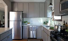 gloss kitchens ideas cabinet stunning grey gloss kitchen ideas with black appliances