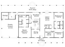 four bedroom house plans one story simple house plans 4 bedrooms 4 bedroom house plans one story best
