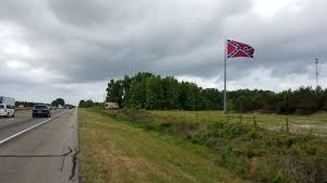Giant Confederate Flag Pitts Confederate Flag Not Worth Bothering About News The