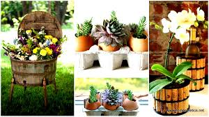 Diy Home Garden Ideas Ideas Flower Pot City 1024x768 Design To Decorate Home Garden
