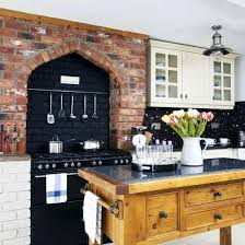 Kitchen Wall Design Ideas Kitchen White Brick Wallpaper Wall Tiles Exposed U2013 Critieo Com