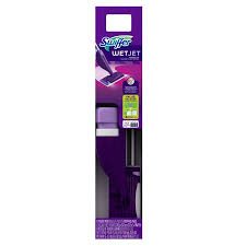 Swiffer Hardwood Floors Swiffer Wetjet Hardwood Floor Spray Mop Starter Kit Walmart