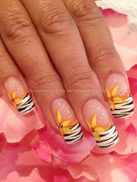 16 best one stroke floral nail art images on pinterest flower