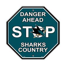 San Jose Sharks Flag San Jose Sharks
