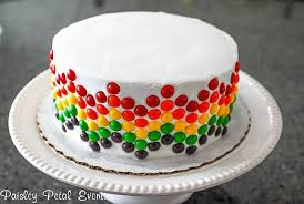 Simple Cake Decorating Easy Birthday Cake Decorating Ideas
