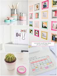 pour mon bureau diy wrapping gifts inspiration idées créa washi pour mon bureau