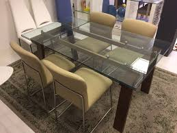 ex display levante table u0026 frida chairs clearance 1 table u0026 4
