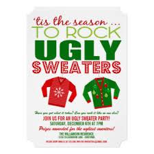 tacky sweater invitations alesi info