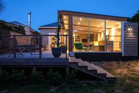 Home Design Ideas New Zealand Glass Box Extension Upgrading Bungalow Style Home In New Zealand