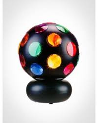 Rotating Disco Ball Light Battery Operated Disco Ball Led Mini Battery Operated Mirror