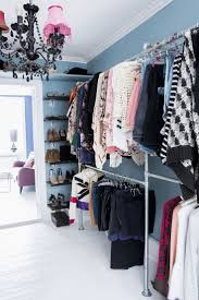 Small Bedroom With Walk In Closet Ideas Best 25 Pipe Closet Ideas On Pinterest Industrial Closet