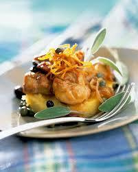 lapin a cuisiner recette bocconcini de lapin et polenta