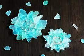 diy sea glass garden ornament hometalk