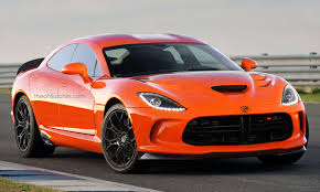 Dodge Viper 2015 Interior What If The Dodge Viper Lived On As A Sedan