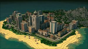 Gta World Map A Gta World In Minecraft Maps Discussion Maps Mapping And