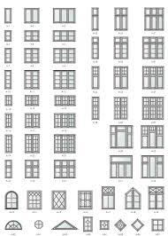 window styles window style options architecture and drafting pinterest