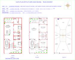 Modern Duplex House Plans Shining Design Duplex House Plans According Vastu West Facing As