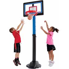 Indoor Wall Mounted Basketball Hoop For Boys Room Poof Pro Gold Large Basketball Hoop Walmart Com