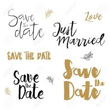 save the date template save the date wedding invitation labels save the date brush