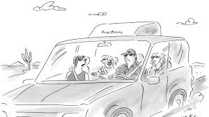 Car Crashes 2014 Amp Car Accidents Funny Crashes Amp Funny Accidents Crashes Car Compilation by George Saunders Goes To Trump Rallies The New Yorker