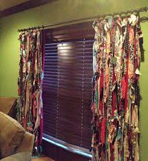 Expensive Curtain Fabric 15 Sew And No Sew Upcycled Diy Window Treatment Ideas Fabric