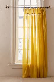 Shabby Chic Voile Curtains by Shop The Plum U0026 Bow Gathered Voile Curtain And More Urban