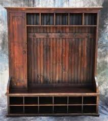 Old Wood Benches For Sale by Pine Storage Benches Foter