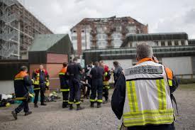 Bergmannsheil Bochum Haus 3 Vier Monate Nach Der Brand Katastrophe Im Bergmannsheil Bochum So