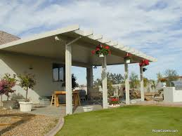 Patio Covers Las Vegas Cost by Alumawood Solid Patio Cover Installer Mesa