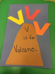 letter v activity for pre k and kindergarten i pre cut