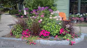 Simple Flower Garden Ideas Garden Simple Fresh And Beautiful Flower Garden Design Ideas