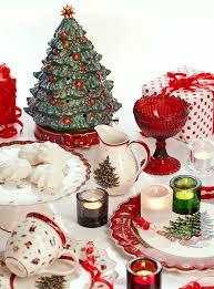 Villeroy And Boch Christmas Table Decoration by