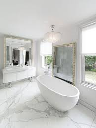 Floating Glass Shelves For Bathroom by Marble Bathroom Accessories Rectangle Shape Large Wall Mirror