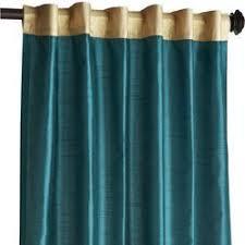 Turquoise Curtain Rod Best 25 Teal Curtains Ideas On Pinterest Window Curtains