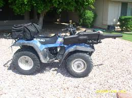 1993 suzuki king quad atv az bass zone gallery