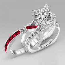 ruby wedding rings ruby wedding rings wedding corners