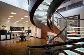 Glass Staircase Design 21 Mansion Staircase Designs Ideas Models Design Trends